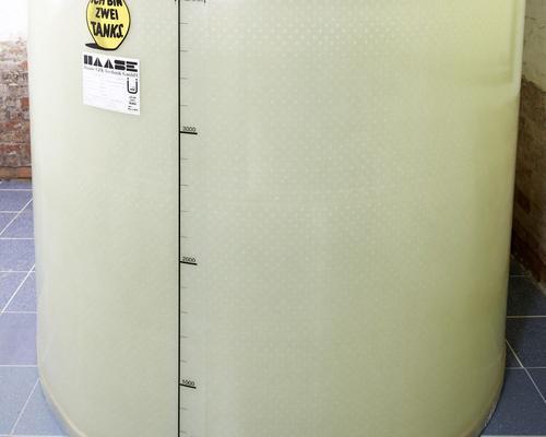 Fertig montierter Tank von Haase
