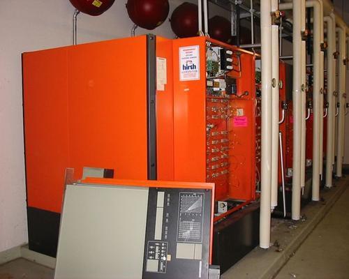 Elektro Nachtspeicherofen