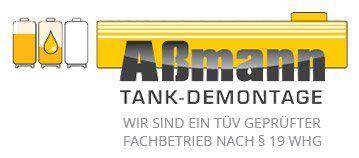 Aßmann – Tankdemontage - Logo